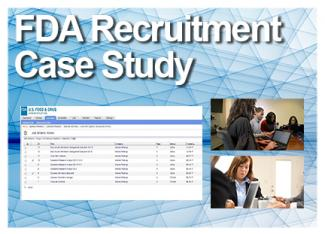 FDA Recruitment Case Study